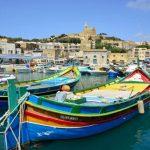 Летние каникулы 2019 на Мальте