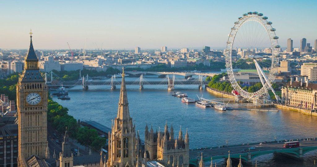 Весенние каникулы 2019 в Лондоне
