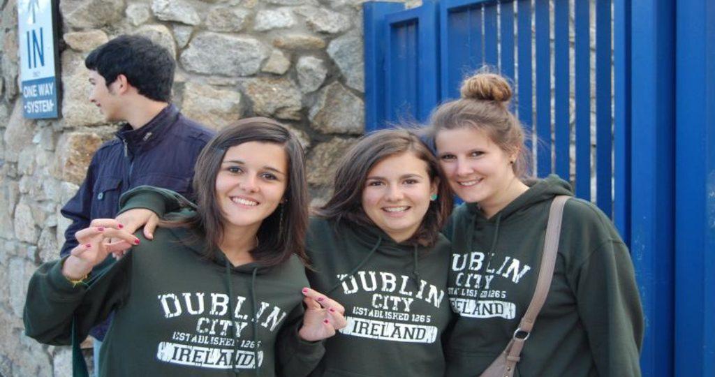 Летние каникулы в Дублине
