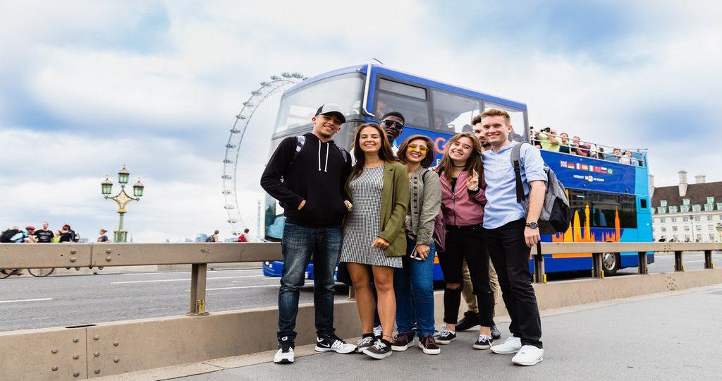 Летние каникулы 2019 в Лондоне