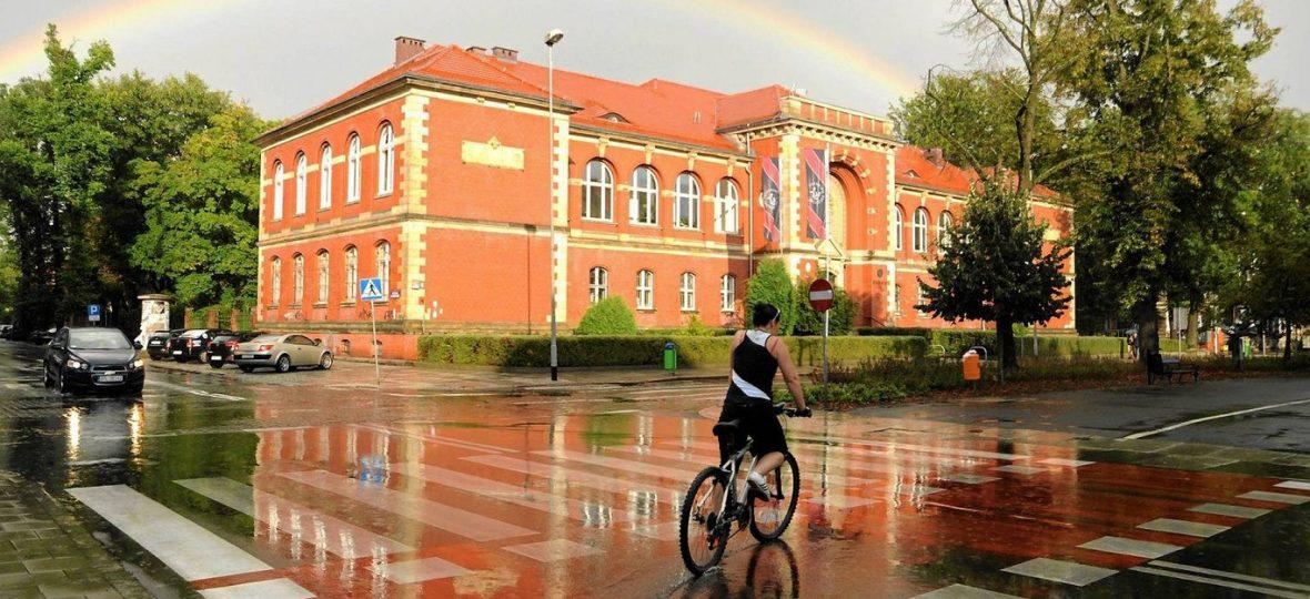 Западнопоморский университет бизнеса в Щецине