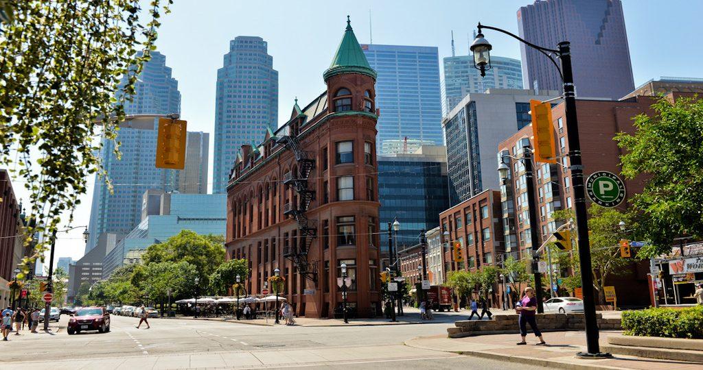 Осенние каникулы в Торонто