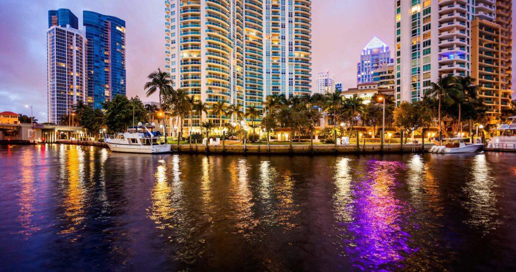 Зимние каникулы во Флориде