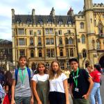 Мовні курси в Англії