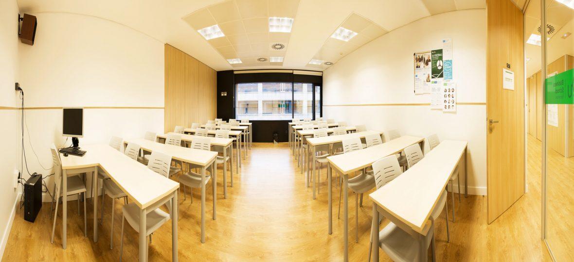 Международная летняя школа в Барселоне